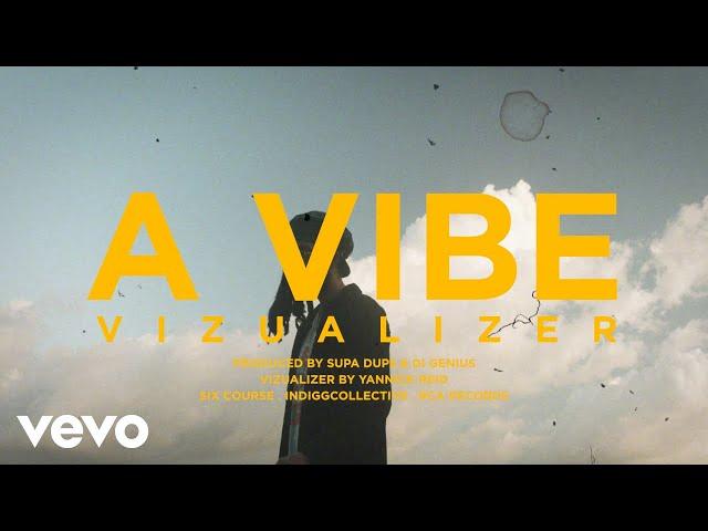 Protoje - A Vibe ft. Wiz Khalifa (Visualizer)