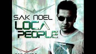 Sak Noel - Loca People (VanLocke & Dj Sensation Club Mix)