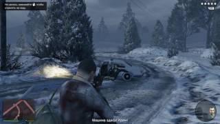 Grand Theft Auto V(game test)