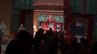 Nativity closing song Aug 12