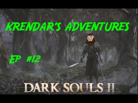 Dark Souls 2 Ep12- These Guys Look Familiar! Gargoyles and Twinblades
