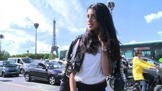 Bollywood dynasty girl prepares for Paris debutante ball