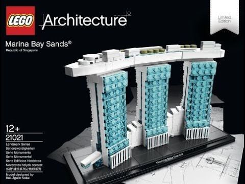 lego architecture modelle youtube. Black Bedroom Furniture Sets. Home Design Ideas