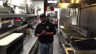 Bernard Brown Kitchen Manager