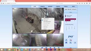 How to download cctv footage ?
