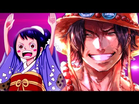 Waiting for Ace, Hawkins Works For Kaido - One Piece Manga Chapter 911 Review