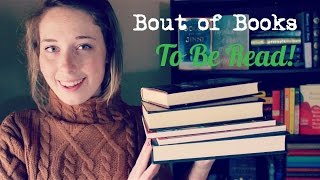 Bout of books 12.0 Read-a-thon TBR! Thumbnail