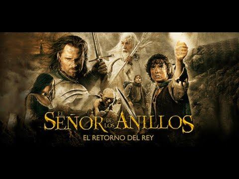 Película El Señor De Los Anillos El Retorno Del Rey Trailer Oscar 2003 Youtube