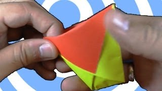 Origami Cup (easy Origami)