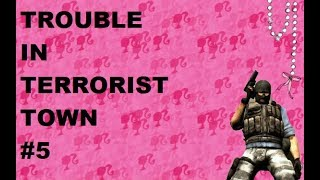 Trouble in Barbie Town