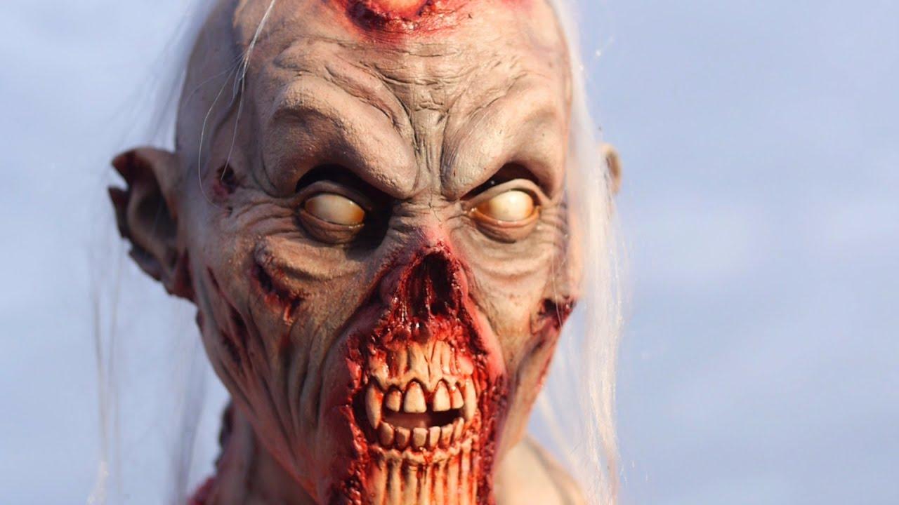 Zombie found