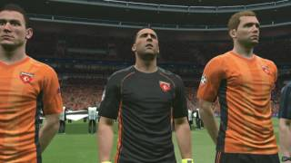 Max Settings Pes2016 Geforce 210 60fps + (torrent link game) HD