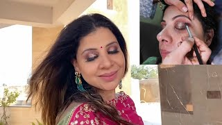 BHABHI does NANAD's MAKE UP | Day 3 | Family Vlog Series | Ss Vlogs :-)