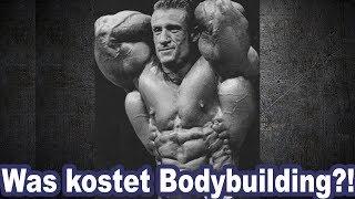 So viel kosten Stoff, Supplemente & Vorbereitung im Bodybuilding!
