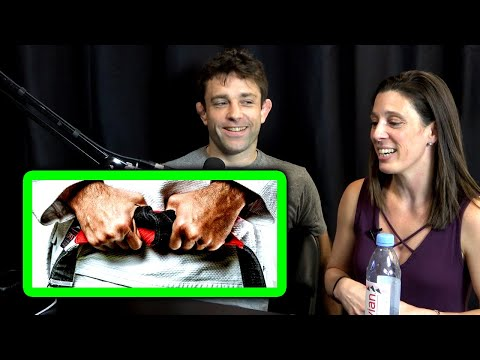 What does it take to be a BJJ black belt | Ryan Hall, Jen Hall, and Lex Fridman