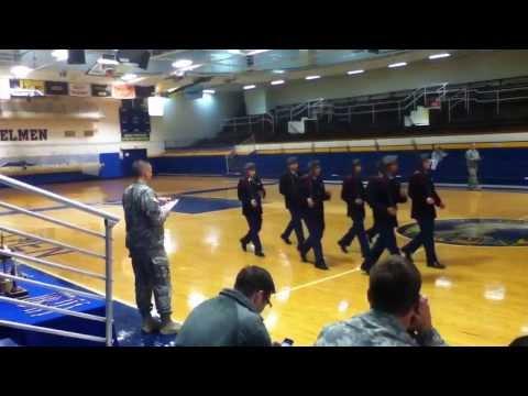 Joliet Central High School-ROTC Performance