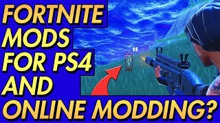 Discussing PS4 Modding Online & Fortnite Aimbot And ESP FAKE VIDEOS!