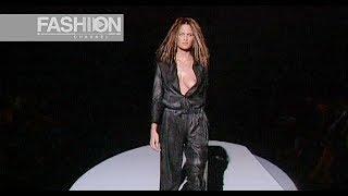 GUCCI Spring Summer 2000 Milan - Fashion Channel
