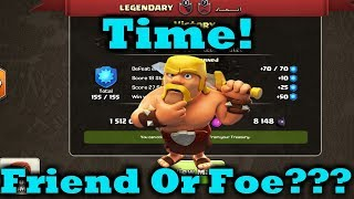 Clash Of Clans| Clan War Attacks| Wow! So Close Yet so Far!