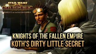 SWTOR Knights of The Fallen Empire - Koth