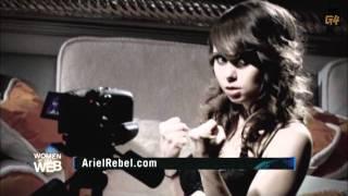 Ariel Rebel - Top Sexiest Women of The Web by G4TV