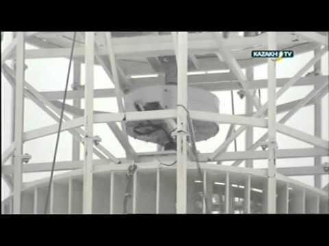 Kazakhstan to introduce more alternative energy sources.flv