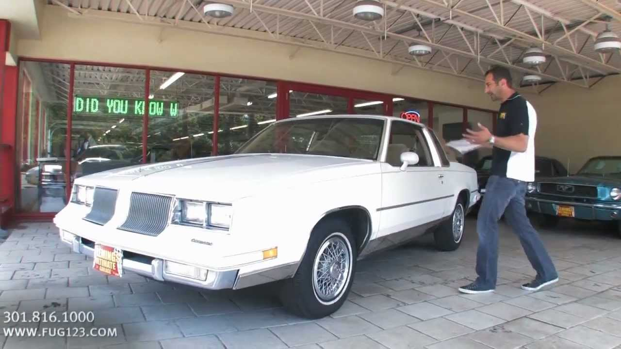 1986 oldsmobile cutlass for sale with test drive driving for 1986 oldsmobile cutlass salon for sale
