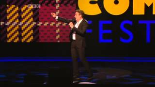Tom Stade Edinburgh Comedy Fest Live 2013