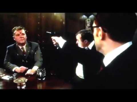 Legend movie clip Ronnie kray shoots George Cornell