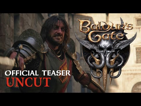 Baldur's Gate 3 - Official Announcement Trailer