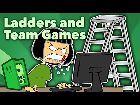 Ladders and Team Games  Doing it Wrong  Extra Credits