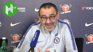 Maurizio Sarri: Gonzalo Higuain can help 'best player in Europe' Eden Hazard