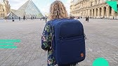 6f12cec4ec2c Artichoke - The only 35L Travel Backpack with built-in shelves - YouTube
