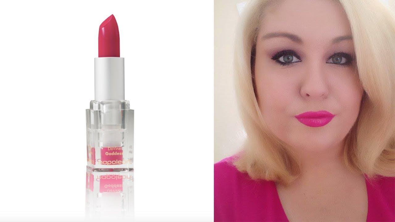 lipstick devine goddess Napoleon perdis