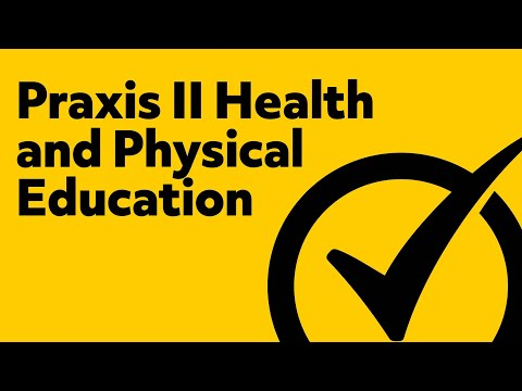 free praxis ii 5857 health and physical education content rh youtube com health praxis study guide 5551 health praxis study guide 5551