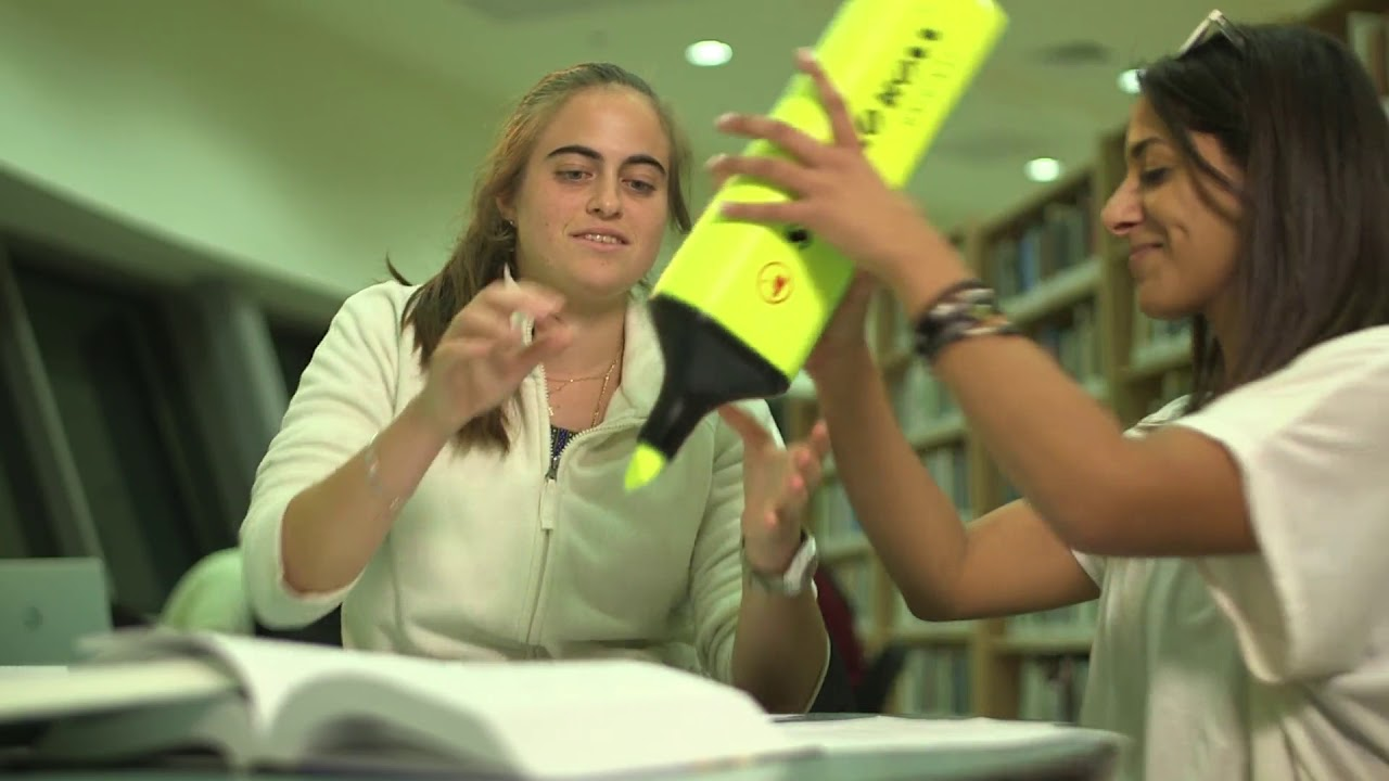 תראו איזה מארקר יש לסטודנטים לעיצוב תעשייתי באריאל