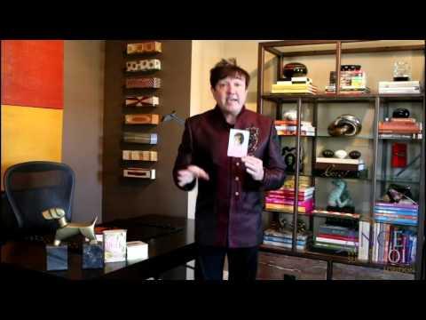 Radleigh Valentine   Angel World Summit Card Reading: Week 3   YouTube