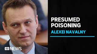 Russian opposition figure alexei navalny in a coma after 'drinking poisoned tea' | abc news
