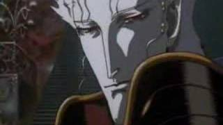 AMV - Vampire Hunter D- Bloodlust - Love Song For A Vampire