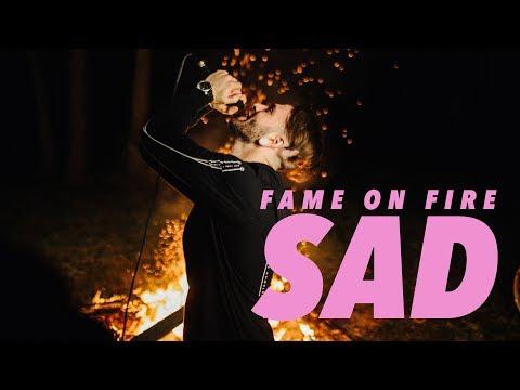 SAD! - XXXTENTACION (Fame On Fire Rock Cover) Trap Goes Punk