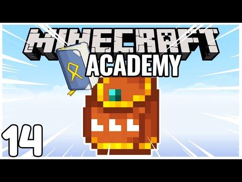 Sagenumwobene EnderPouch! / Minecraft Academy 14 / Minecraft Modpack