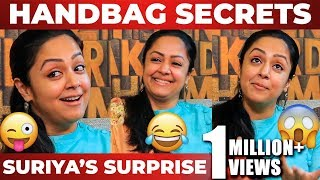 Suriya's Surprise & Jyotika's Handbag Secrets! | Semma Fun Interview | NPA 31