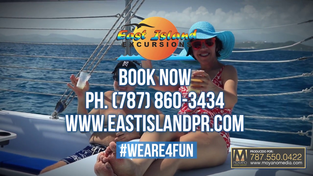 Icacos Snorkeling Tour East Wind Catamaran Fajardo Puerto Rico
