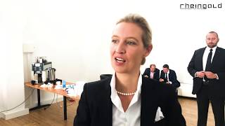 Dr. Alice Weidel zum Global Compact for Migration und Bayernwahl