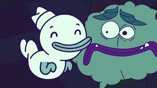 Детские мультфильмы - Капитан Кракен и его команда - Сборник - Мультики про приключения