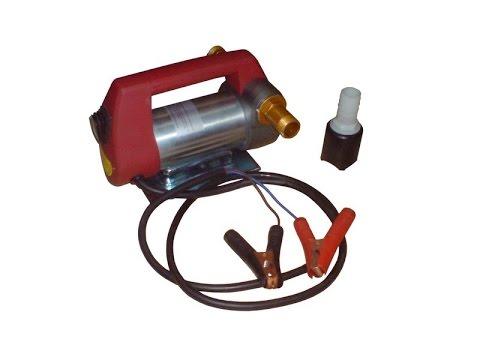 Купить Механическая помпа для перекачки жидкости и ГСМ BERKUT .