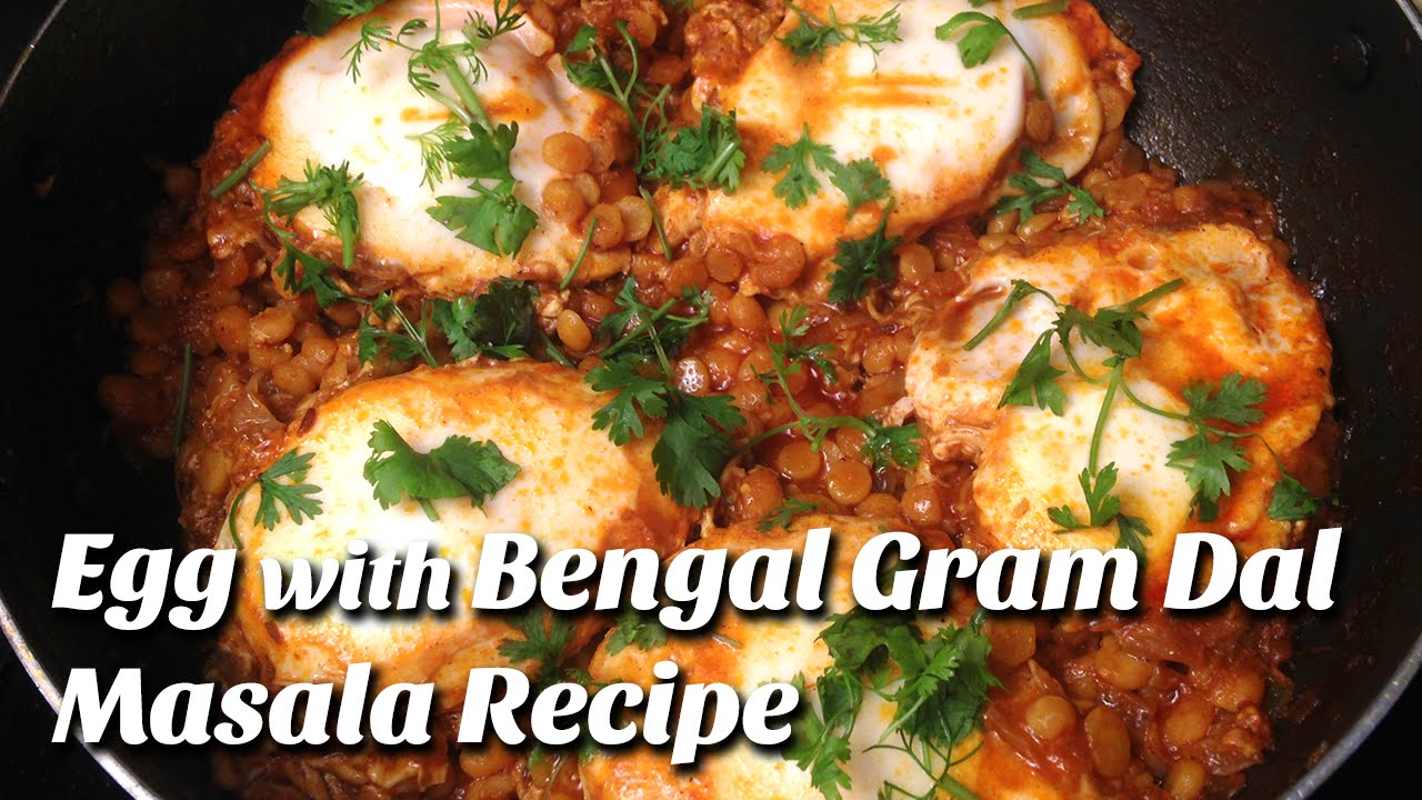 Egg curry eggs with bengal gram dal how to make egg recipe by egg curry eggs with bengal gram dal how to make egg recipe by hyderabadi ruchulu youtube forumfinder Images