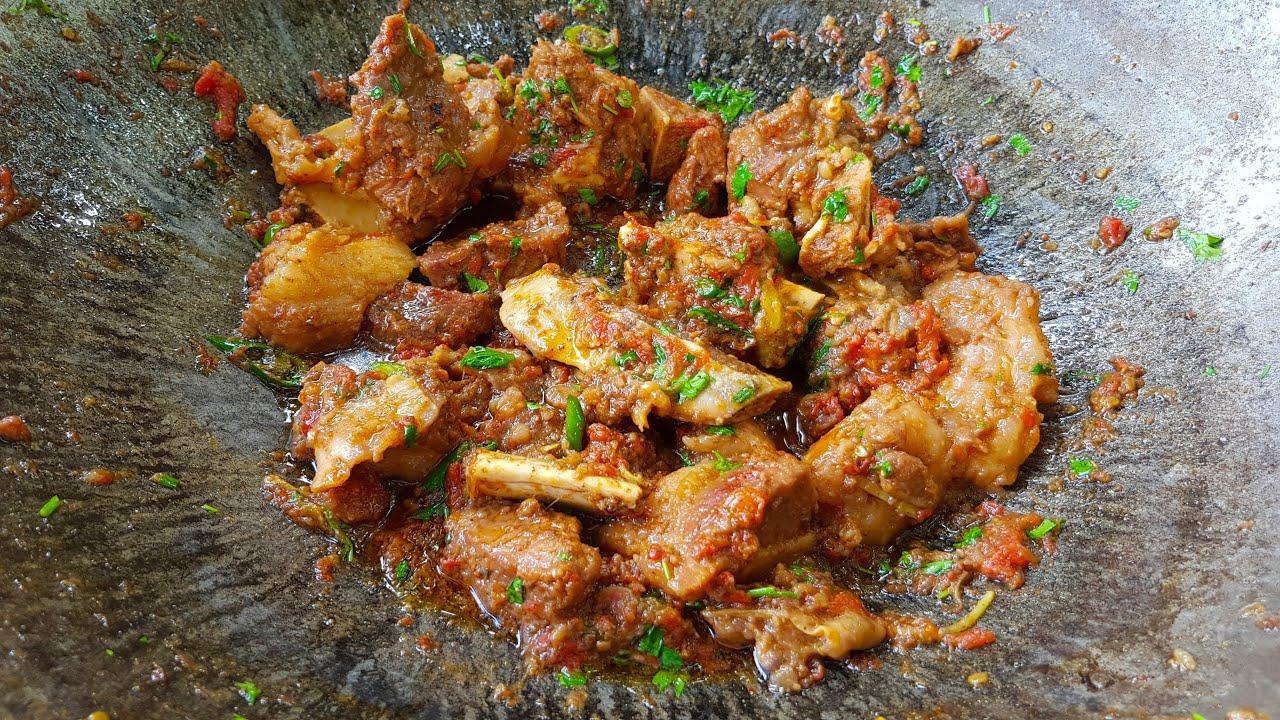 Beef Karahi Recipe | Restaurant Style | Beef Karahi | Mubashir Saddique | Village Food Secrets