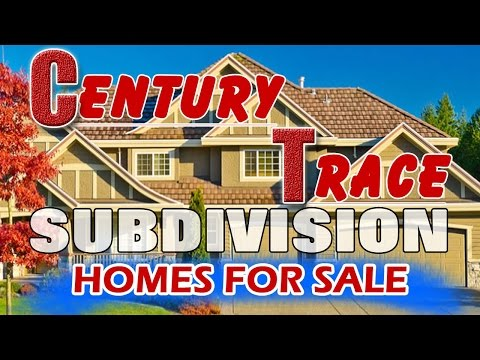 Century Trace House For Sale Near Clifford Crone Middle School