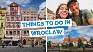 10 Things to do in Wrocław, Poland Travel Guide